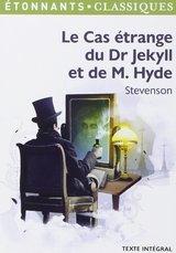 """Afficher """"Le cas étrange du Dr.Jekyll et Mr.Hyde"""""""